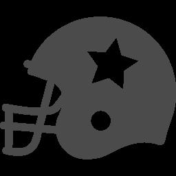 アメフトヘルメットのフリーアイコン2 アイコン素材ダウンロードサイト Icooon Mono 商用利用可能なアイコン素材が無料 フリー ダウンロードできるサイト