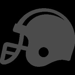 アメフトヘルメットのフリー素材4 アイコン素材ダウンロードサイト Icooon Mono 商用利用可能なアイコン素材が無料 フリー ダウンロードできるサイト