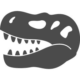 化石アイコン1 アイコン素材ダウンロードサイト Icooon Mono 商用利用可能なアイコン素材が無料 フリー ダウンロードできるサイト
