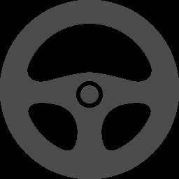 ハンドルアイコン1 アイコン素材ダウンロードサイト Icooon Mono 商用利用可能なアイコン素材が無料 フリー ダウンロードできるサイト