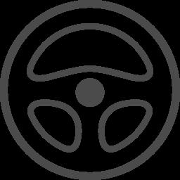 ハンドルの無料アイコン2 アイコン素材ダウンロードサイト Icooon Mono 商用利用可能なアイコン素材が無料 フリー ダウンロードできるサイト