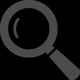 虫眼鏡の無料アイコン8 アイコン素材ダウンロードサイト Icooon Mono 商用利用可能なアイコン素材 が無料 フリー ダウンロードできるサイト