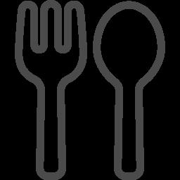 食事の無料アイコン13 アイコン素材ダウンロードサイト Icooon Mono 商用利用可能なアイコン 素材が無料 フリー ダウンロードできるサイト