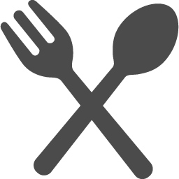 食事アイコン14 アイコン素材ダウンロードサイト Icooon Mono 商用利用可能なアイコン素材が無料 フリー ダウンロードできるサイト