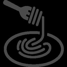 パスタアイコン1 アイコン素材ダウンロードサイト Icooon Mono 商用利用可能なアイコン素材が無料 フリー ダウンロードできるサイト