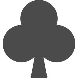 クローバーのマーク2 アイコン素材ダウンロードサイト Icooon Mono 商用利用可能なアイコン素材が無料 フリー ダウンロードできるサイト