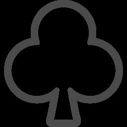 クローバーのマーク3 アイコン素材ダウンロードサイト Icooon Mono 商用利用可能なアイコン素材が無料 フリー ダウンロードできるサイト
