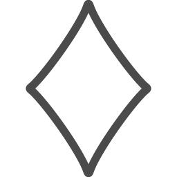 ダイヤのマーク5 アイコン素材ダウンロードサイト Icooon Mono 商用利用可能なアイコン素材が無料 フリー ダウンロードできるサイト
