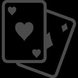トランプアイコン11 アイコン素材ダウンロードサイト Icooon Mono 商用利用可能なアイコン素材が無料 フリー ダウンロードできるサイト