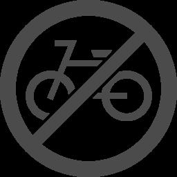 駐車禁止のフリーアイコン1 アイコン素材ダウンロードサイト Icooon Mono 商用利用可能なアイコン素材が無料 フリー ダウンロードできるサイト