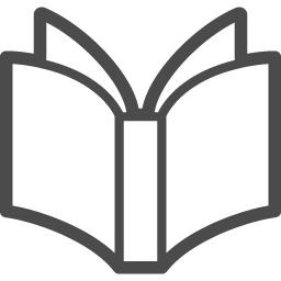 読書アイコン アイコン素材ダウンロードサイト Icooon Mono 商用利用可能なアイコン素材が無料 フリー ダウンロードできるサイト