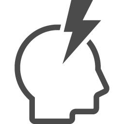 頭痛のフリーイラスト2 アイコン素材ダウンロードサイト Icooon Mono 商用利用可能なアイコン素材が無料 フリー ダウンロードできるサイト