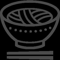 ラーメンのフリーイラスト6 アイコン素材ダウンロードサイト Icooon Mono 商用利用可能なアイコン素材が無料 フリー ダウンロードできるサイト
