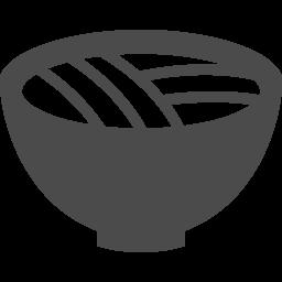 うどんのフリーアイコン1 アイコン素材ダウンロードサイト Icooon Mono 商用利用可能なアイコン素材が無料 フリー ダウンロードできるサイト