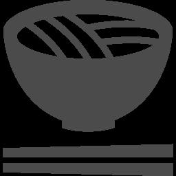 うどんアイコン2 アイコン素材ダウンロードサイト Icooon Mono 商用利用可能なアイコン素材が無料 フリー ダウンロードできるサイト