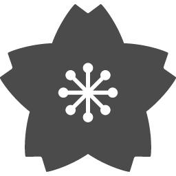 桜のフリーイラスト8 アイコン素材ダウンロードサイト Icooon Mono 商用利用可能なアイコン素材が無料 フリー ダウンロードできるサイト
