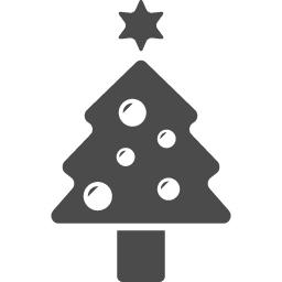 クリスマスツリーアイコン4 アイコン素材ダウンロードサイト Icooon Mono 商用利用可能なアイコン素材が無料 フリー ダウンロードできるサイト