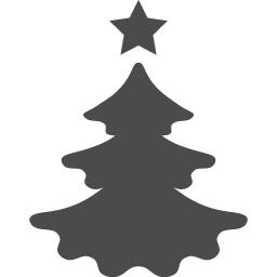 クリスマスツリーのフリーアイコン10 アイコン素材ダウンロードサイト Icooon Mono 商用利用可能なアイコン素材が無料 フリー ダウンロードできるサイト