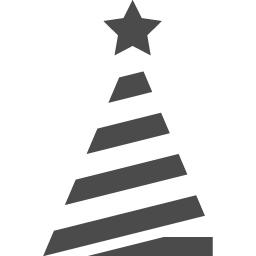 クリスマスツリーアイコン11 アイコン素材ダウンロードサイト Icooon Mono 商用利用可能なアイコン素材が無料 フリー ダウンロードできるサイト