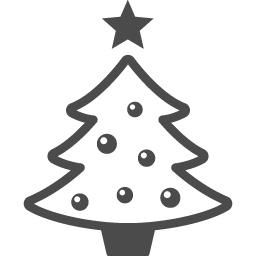 クリスマスツリーアイコン14 アイコン素材ダウンロードサイト Icooon Mono 商用利用可能なアイコン素材が無料 フリー ダウンロードできるサイト