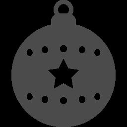 ボールオーナメントアイコン1 アイコン素材ダウンロードサイト Icooon Mono 商用利用可能なアイコン素材が無料 フリー ダウンロードできるサイト