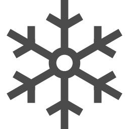 雪の結晶のフリーアイコン4 アイコン素材ダウンロードサイト Icooon Mono 商用利用可能なアイコン素材が無料 フリー ダウンロードできるサイト