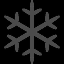 雪の結晶の無料アイコン6 アイコン素材ダウンロードサイト Icooon Mono 商用利用可能なアイコン素材 が無料 フリー ダウンロードできるサイト