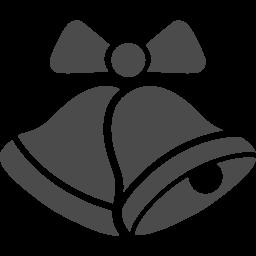 クリスマスベルアイコン9 アイコン素材ダウンロードサイト Icooon Mono 商用利用可能なアイコン素材が無料 フリー ダウンロードできるサイト