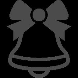 クリスマスベルアイコン10 アイコン素材ダウンロードサイト Icooon Mono 商用利用可能なアイコン素材が無料 フリー ダウンロードできるサイト