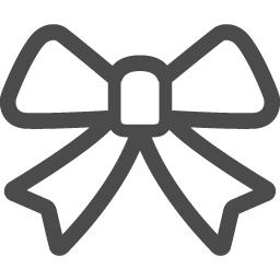 リボンのフリーイラスト7 アイコン素材ダウンロードサイト Icooon Mono 商用利用可能なアイコン素材が無料 フリー ダウンロードできるサイト