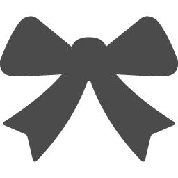 リボンの無料アイコン8 アイコン素材ダウンロードサイト Icooon Mono 商用利用可能なアイコン素材が無料 フリー ダウンロードできるサイト