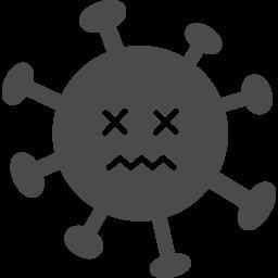 ウィルスの無料素材4 アイコン素材ダウンロードサイト Icooon Mono 商用利用可能なアイコン素材が無料 フリー ダウンロードできるサイト