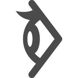 目アイコン4 アイコン素材ダウンロードサイト Icooon Mono 商用利用可能なアイコン素材が無料 フリー ダウンロードできるサイト