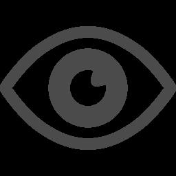 目のフリーアイコン5 アイコン素材ダウンロードサイト Icooon Mono 商用利用可能なアイコン素材 が無料 フリー ダウンロードできるサイト