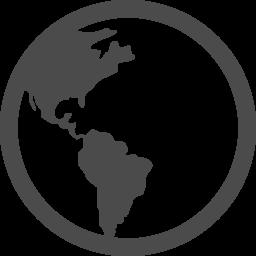 地球アイコン11 アイコン素材ダウンロードサイト Icooon Mono 商用利用可能なアイコン素材が無料 フリー ダウンロードできるサイト