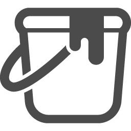ペンキアイコン3 アイコン素材ダウンロードサイト Icooon Mono 商用利用可能なアイコン素材が無料 フリー ダウンロードできるサイト
