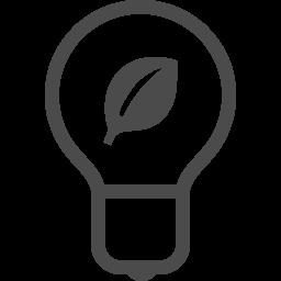 電球アイコン15 アイコン素材ダウンロードサイト Icooon Mono 商用利用可能なアイコン素材が無料 フリー ダウンロードできるサイト