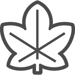 もみじの無料素材2 アイコン素材ダウンロードサイト Icooon Mono 商用利用可能なアイコン素材が無料 フリー ダウンロードできるサイト