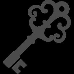 鍵のフリーアイコン13 アイコン素材ダウンロードサイト Icooon Mono 商用利用可能なアイコン素材が無料 フリー ダウンロードできるサイト