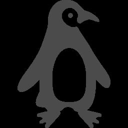 ペンギンアイコン1 アイコン素材ダウンロードサイト Icooon Mono 商用利用可能なアイコン素材が無料 フリー ダウンロードできるサイト