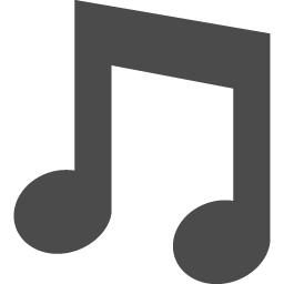 8分音符アイコン 3 アイコン素材ダウンロードサイト Icooon Mono 商用利用可能なアイコン素材が無料 フリー ダウンロードできるサイト