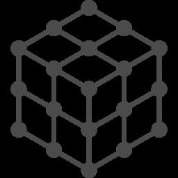 立方体アイコン1 アイコン素材ダウンロードサイト Icooon Mono 商用利用可能なアイコン素材が無料 フリー ダウンロードできるサイト