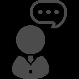コミュニケーションアイコン1 アイコン素材ダウンロードサイト Icooon Mono 商用利用可能なアイコン 素材が無料 フリー ダウンロードできるサイト