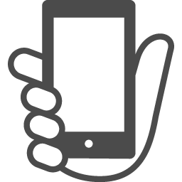 スマートフォンアイコン12 アイコン素材ダウンロードサイト Icooon Mono 商用利用可能なアイコン 素材が無料 フリー ダウンロードできるサイト