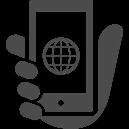 ネットサーフィンアイコン1 アイコン素材ダウンロードサイト Icooon Mono 商用利用可能なアイコン 素材が無料 フリー ダウンロードできるサイト
