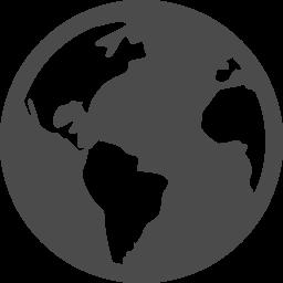 地球アイコン12 アイコン素材ダウンロードサイト Icooon Mono 商用利用可能なアイコン素材が無料 フリー ダウンロードできるサイト