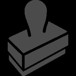 判子アイコン4 アイコン素材ダウンロードサイト Icooon Mono 商用利用可能なアイコン素材が無料 フリー ダウンロードできるサイト
