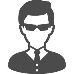 エージェントの無料イラスト アイコン素材ダウンロードサイト Icooon Mono 商用利用可能なアイコン素材が無料 フリー ダウンロードできるサイト