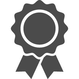 勲章アイコン アイコン素材ダウンロードサイト Icooon Mono 商用利用可能なアイコン素材が無料 フリー ダウンロードできるサイト
