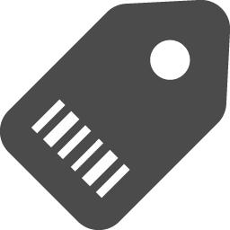 タグのフリー素材15 アイコン素材ダウンロードサイト Icooon Mono 商用利用可能なアイコン素材が無料 フリー ダウンロードできるサイト